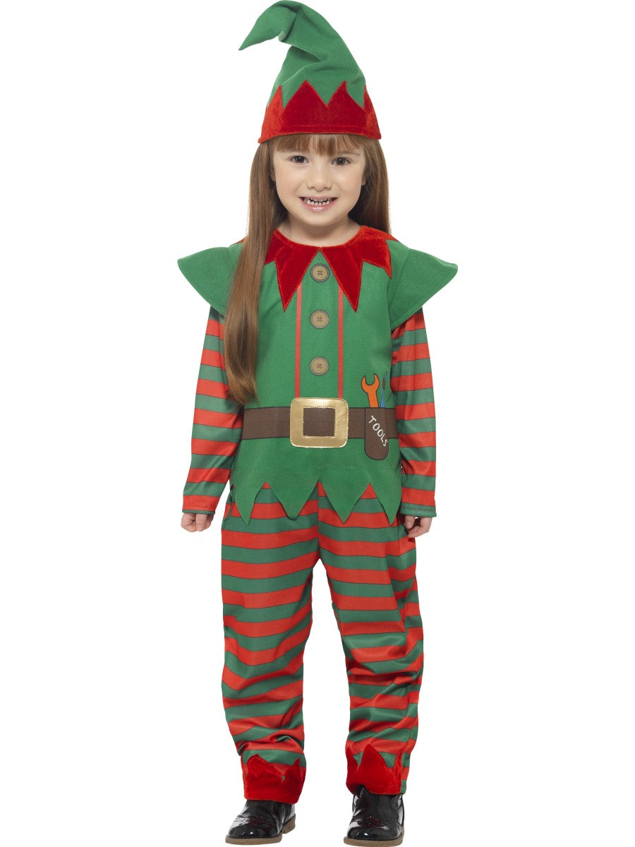 sc 1 st  Stinkyface Joke Shop & Toddlers Elf Costume