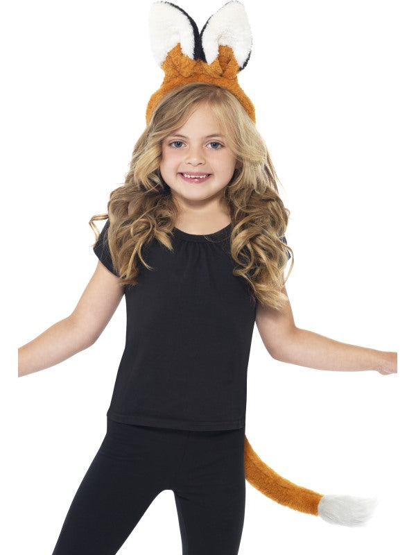Fox Ears & Tail