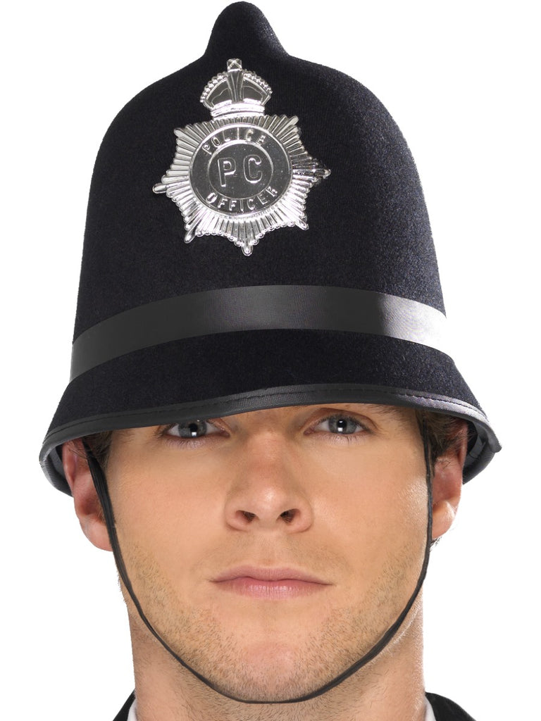 Policeman Officer Helmet Hat
