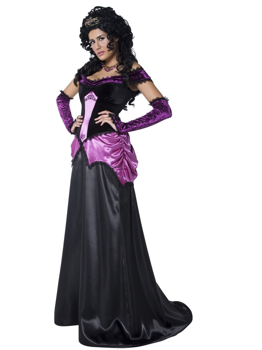 Countess Nocturna Fancy Dress Costume