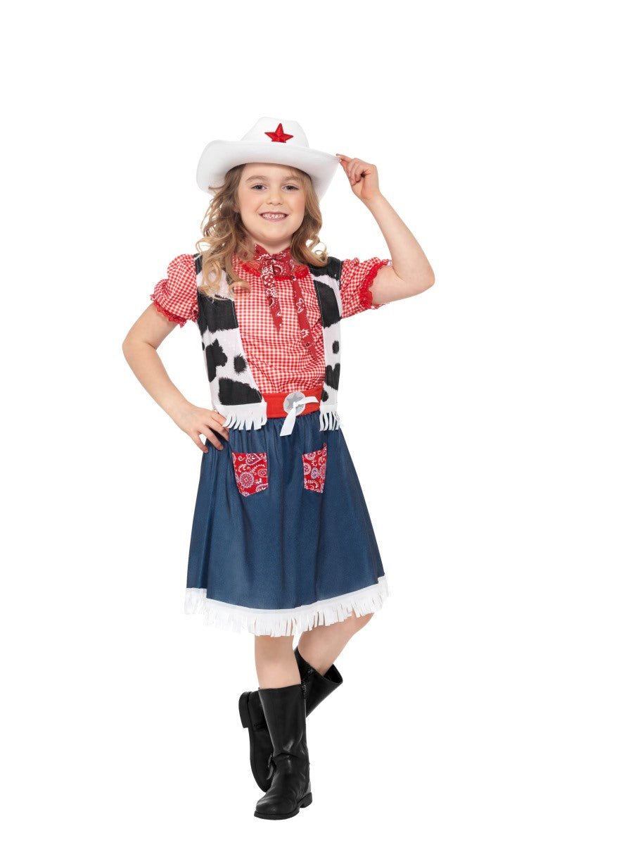 Cowgirl Sweetie Fancy Dress Costume