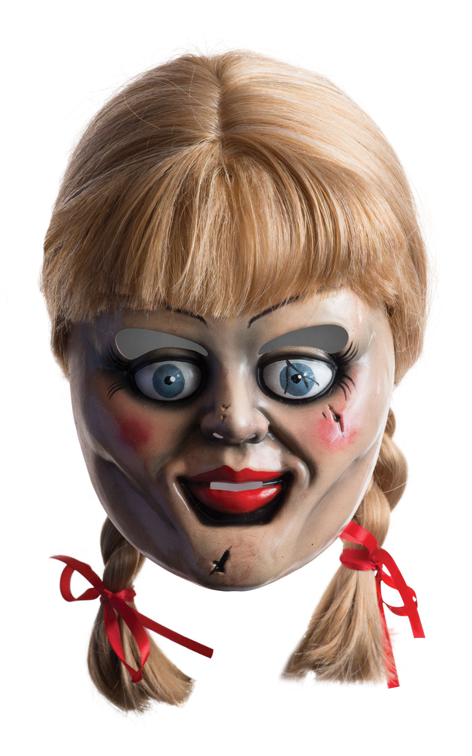 ANNABELLE MASK WITH WIG