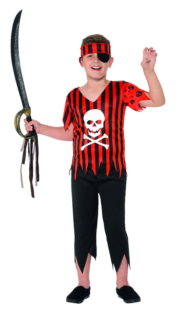 Jolly Roger Pirate Costume