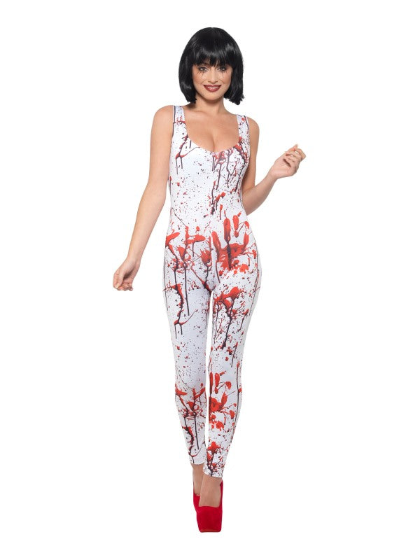 FEVER BLOOD SPLATTER COSTUME