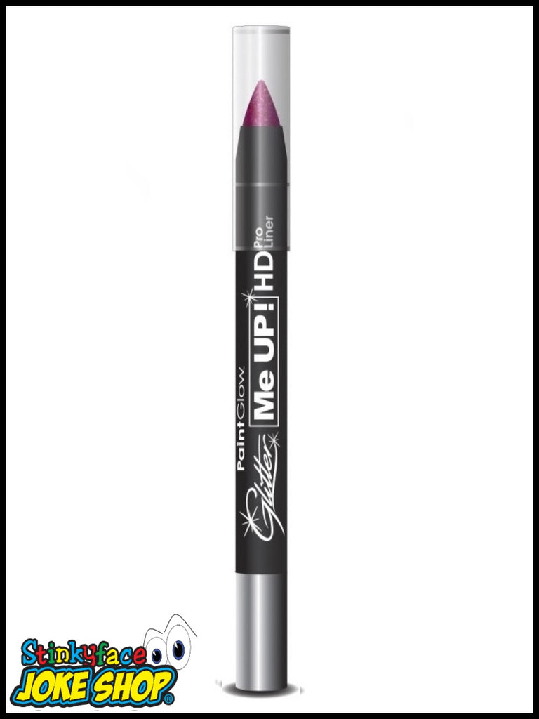 Glitter Me Up! HD Face & Body Paint Stick - Pink 2.5g