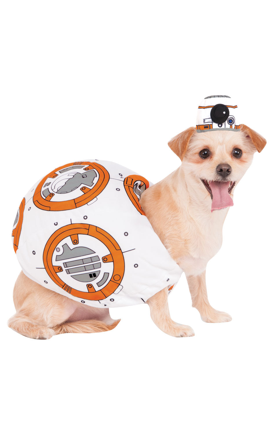 BB-8 PET COSTUME