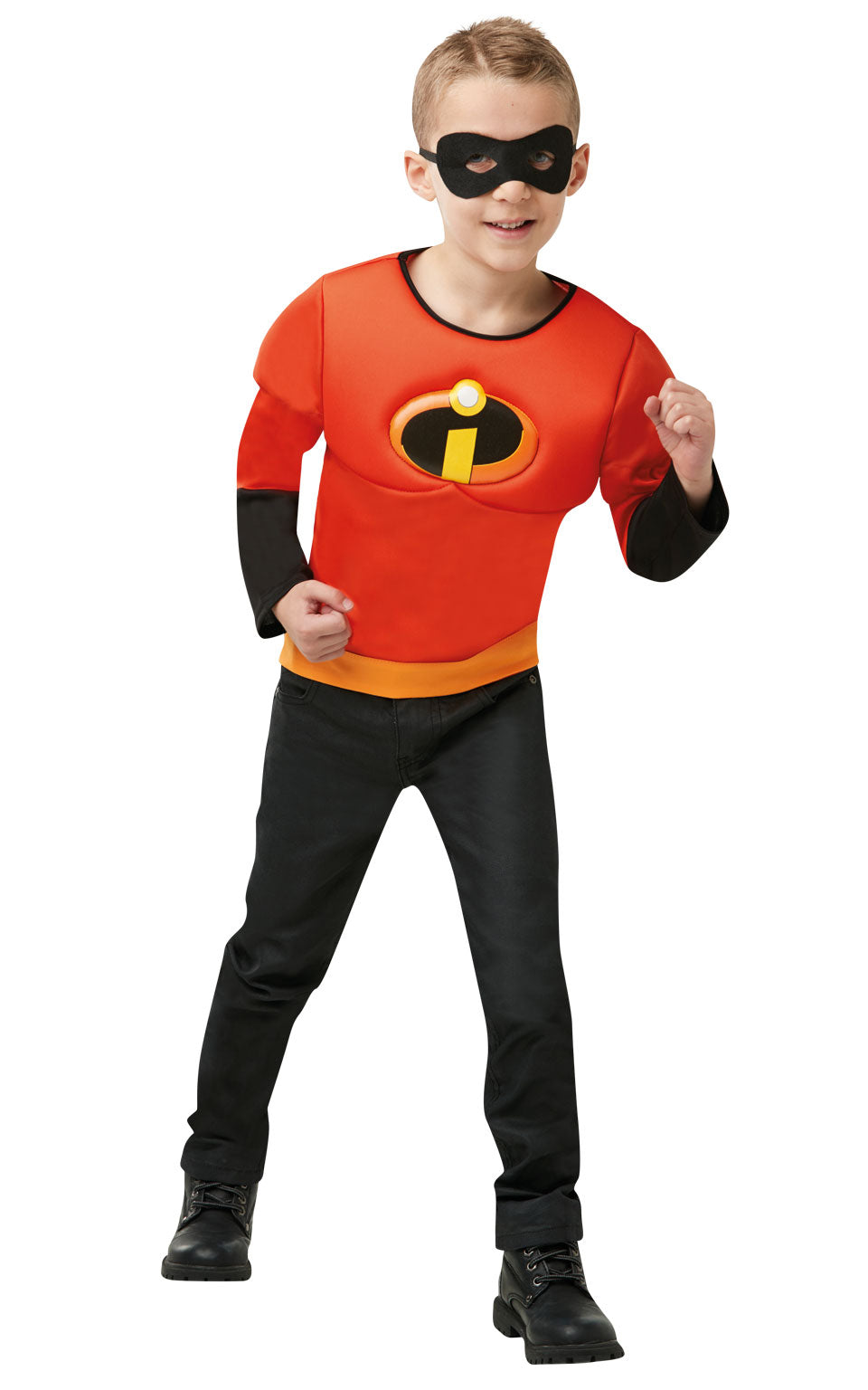 CHILD INCREDIBLES 2 MC TOP