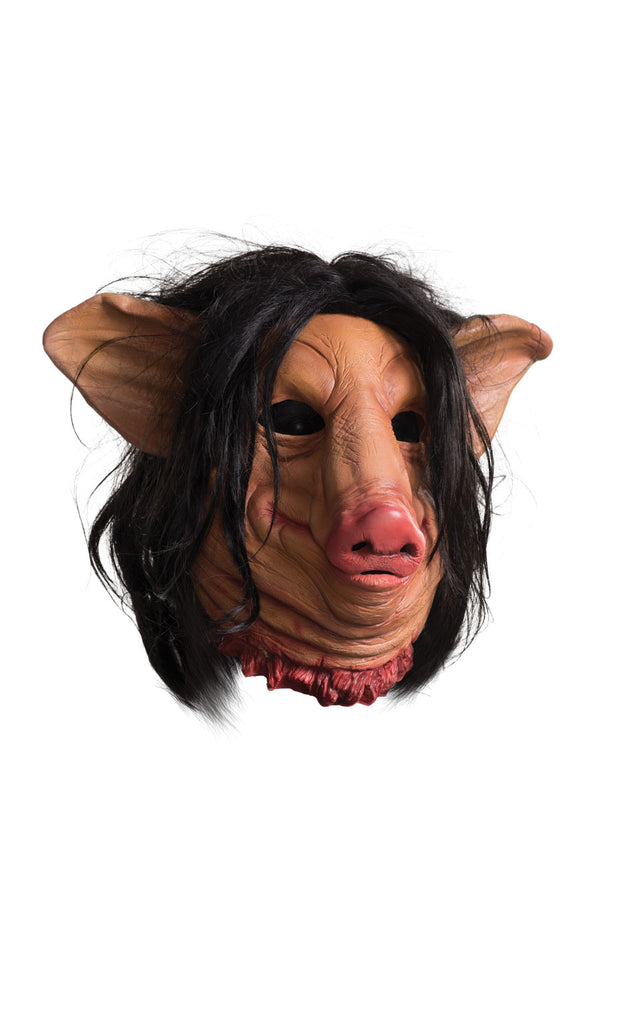 PIG FACE LATEX MASK