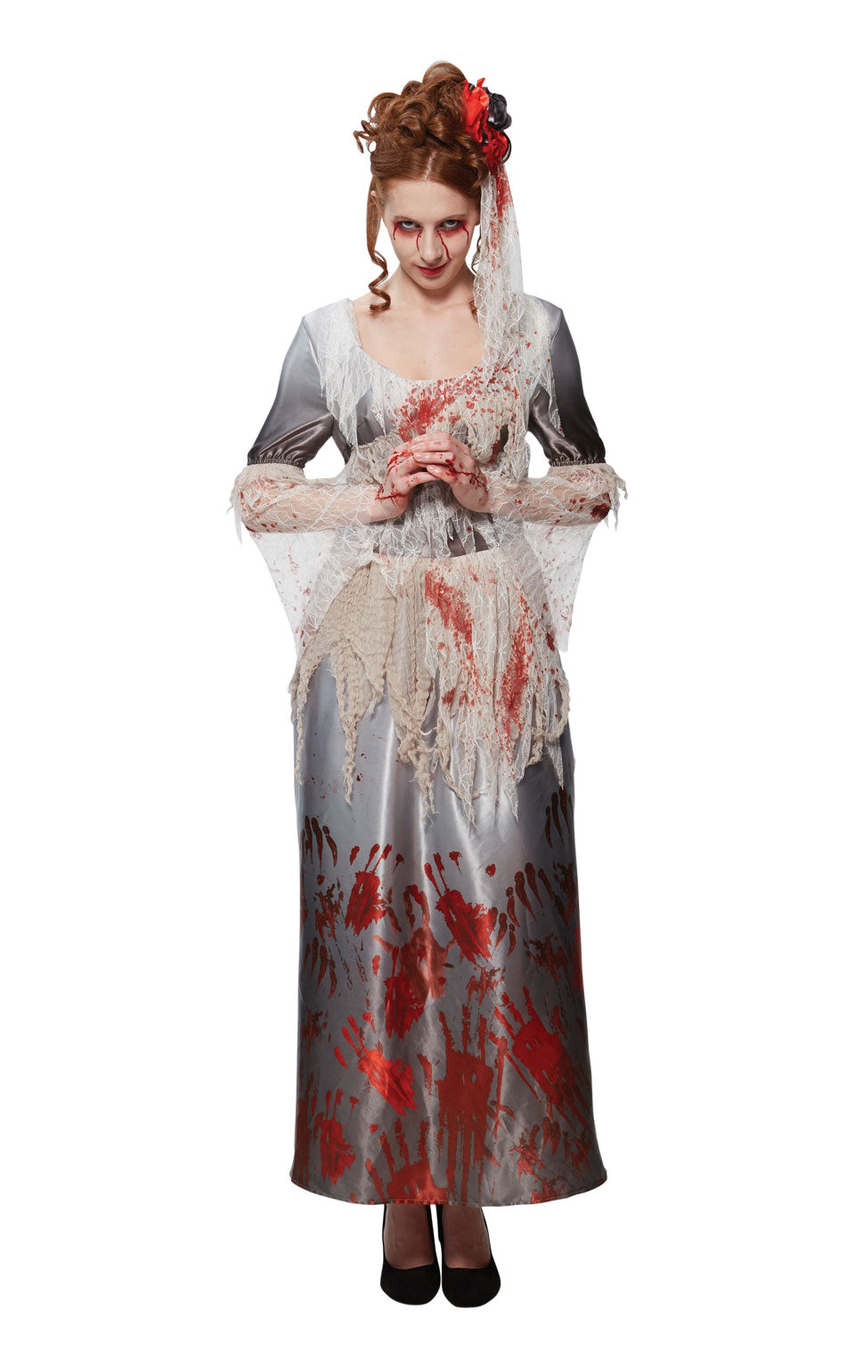 BLOODY HANDS DRESS