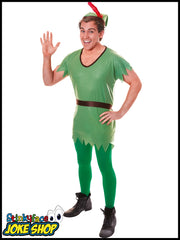 Robin Hood/Elf Unisex Fancy Dress Costume