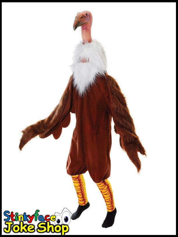 Vulture Funny Animal Fancy Dress Adult Costume