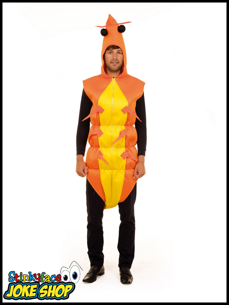 Shrimp Fancy Dress Costume