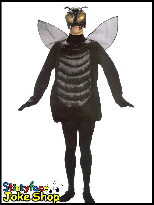 Fly Fancy Dress Adult Costume