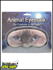 Animal Eye Mask - Cat