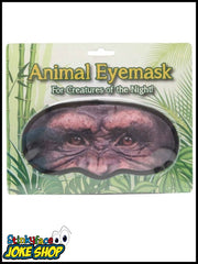 Animal Eye Mask - Chimp