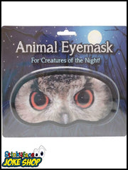 Animal Eye Mask - Owl