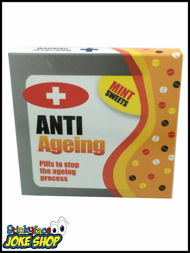 Anti-Ageing Pills