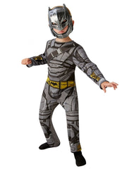 Armoured Batman Kids Fancy Dress Costume