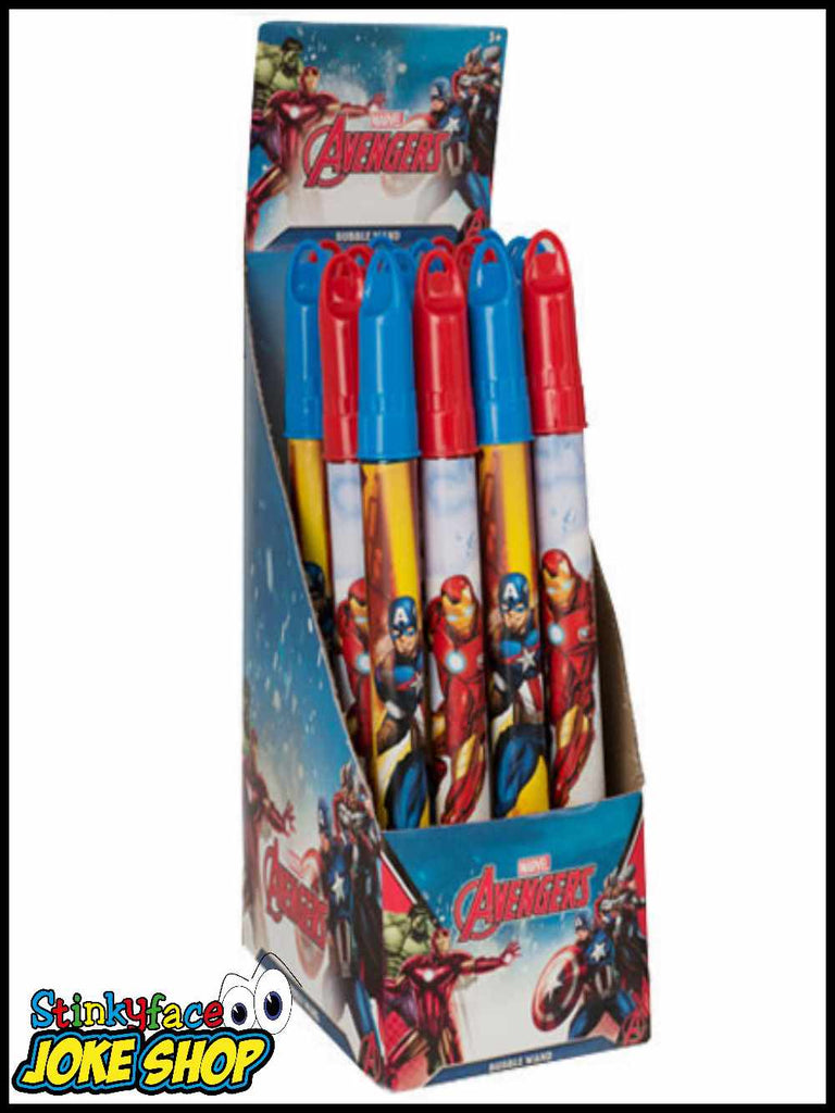Avengers Bubble Wand