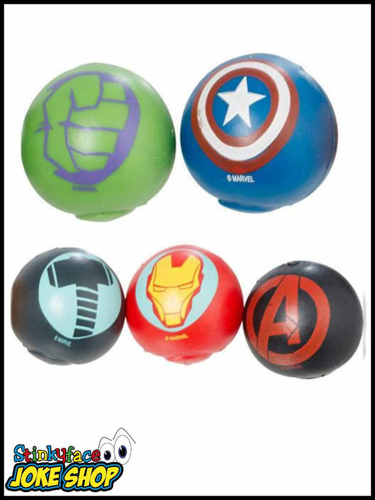 Avengers Splatter Ball