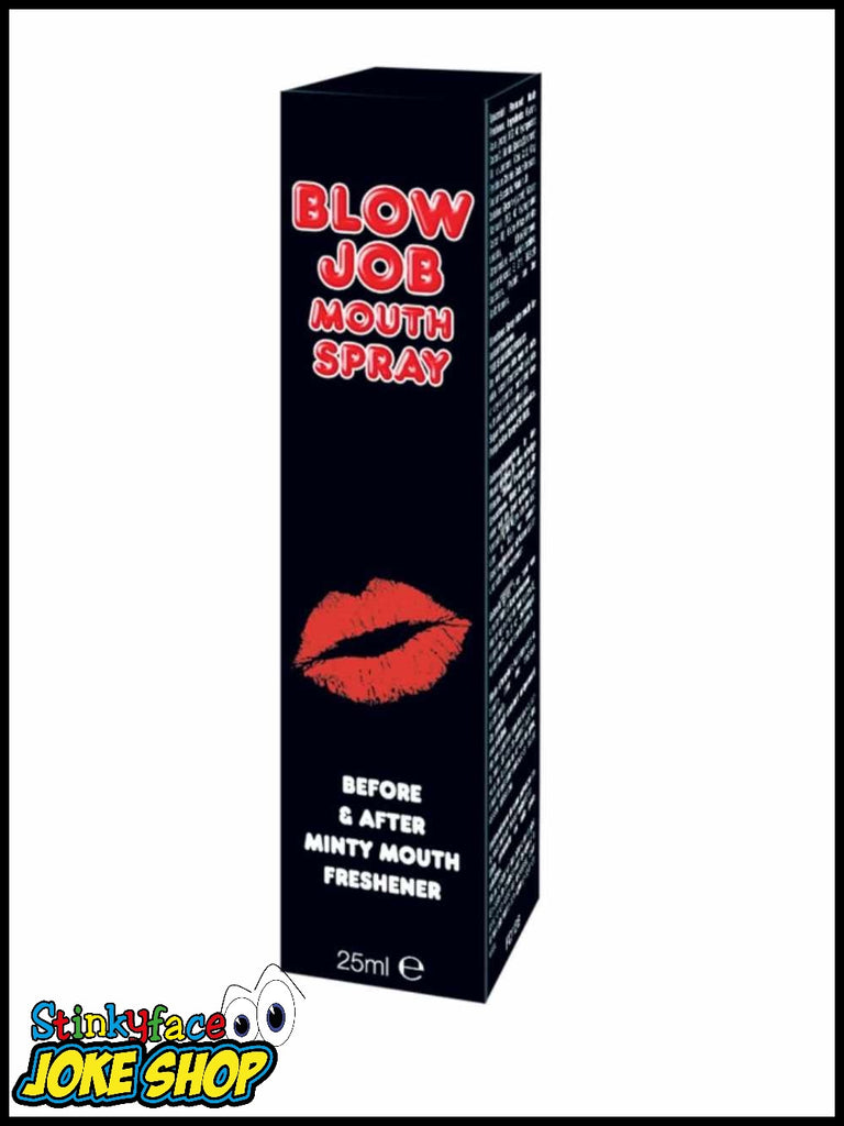 Blow Job Mouth Spray
