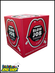 Blow Job Tissues