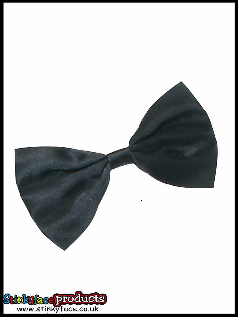 Small Black Bow Tie