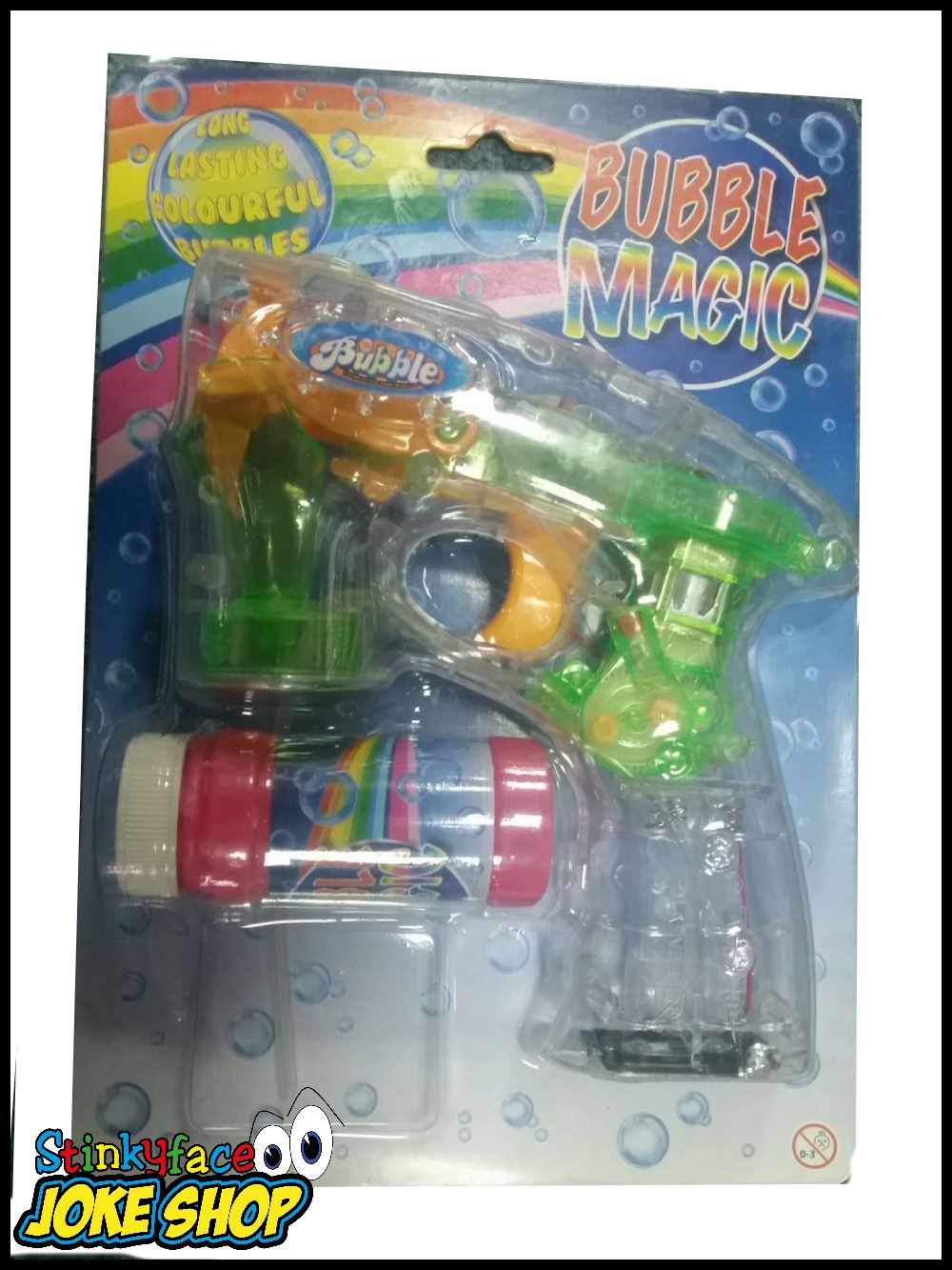 Bubble Magic Gun Shooter