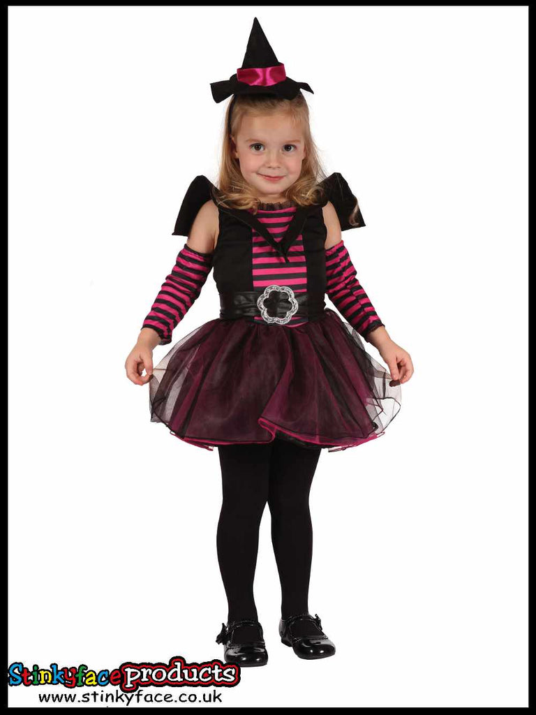 Witch Cute Toddler Costume
