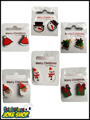 Christmas Character Earrings