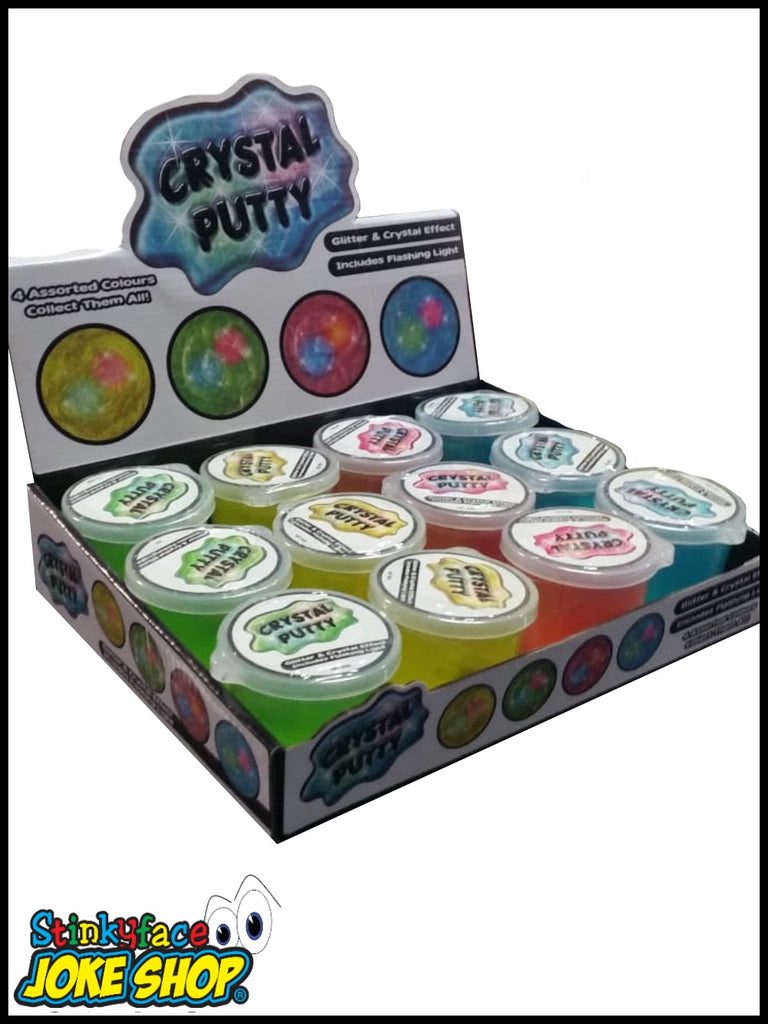 Crystal Slime Putty