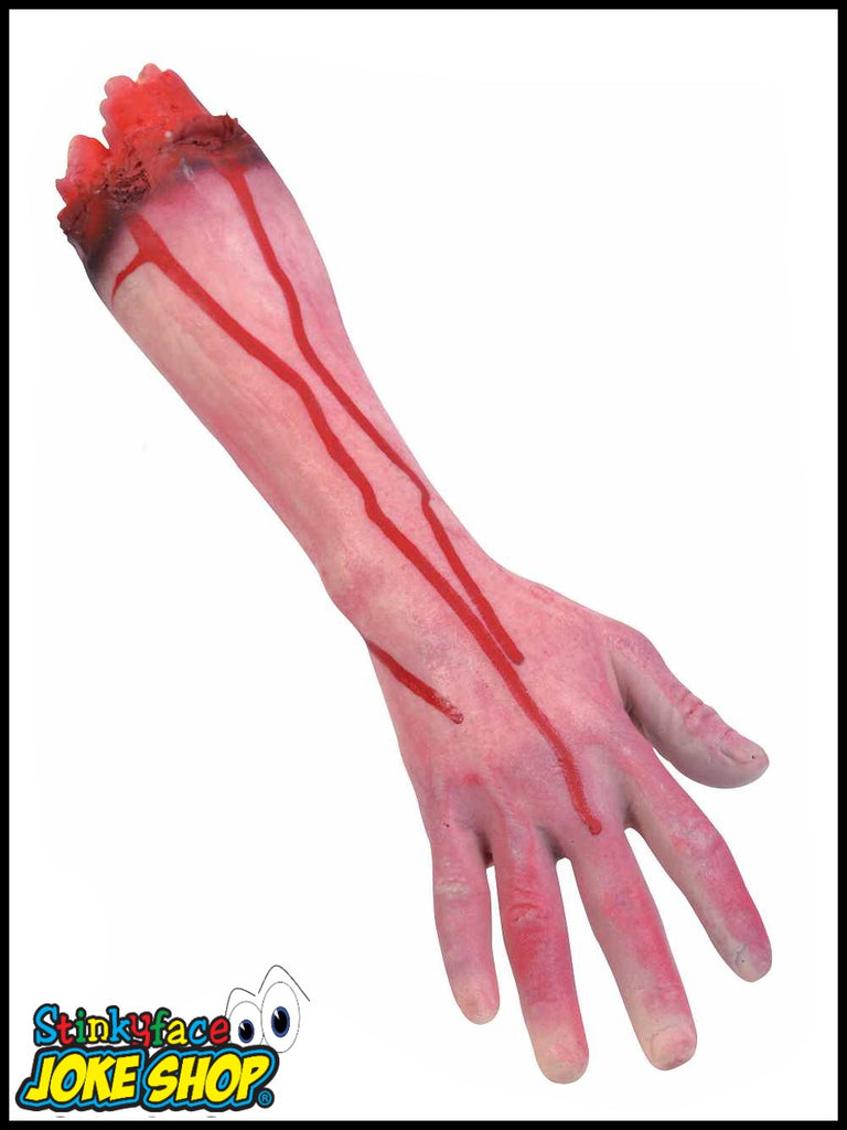 Cut off Severed Arm