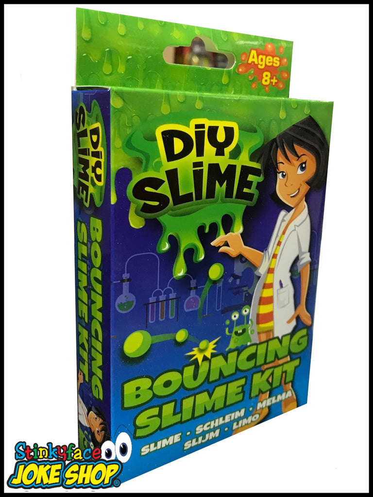 DIY Slime Bouncing Slime Kit