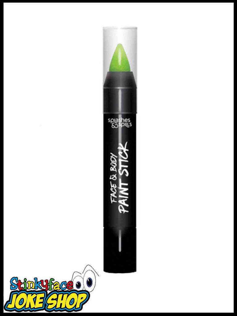 Face & Body Paint Stick - Green