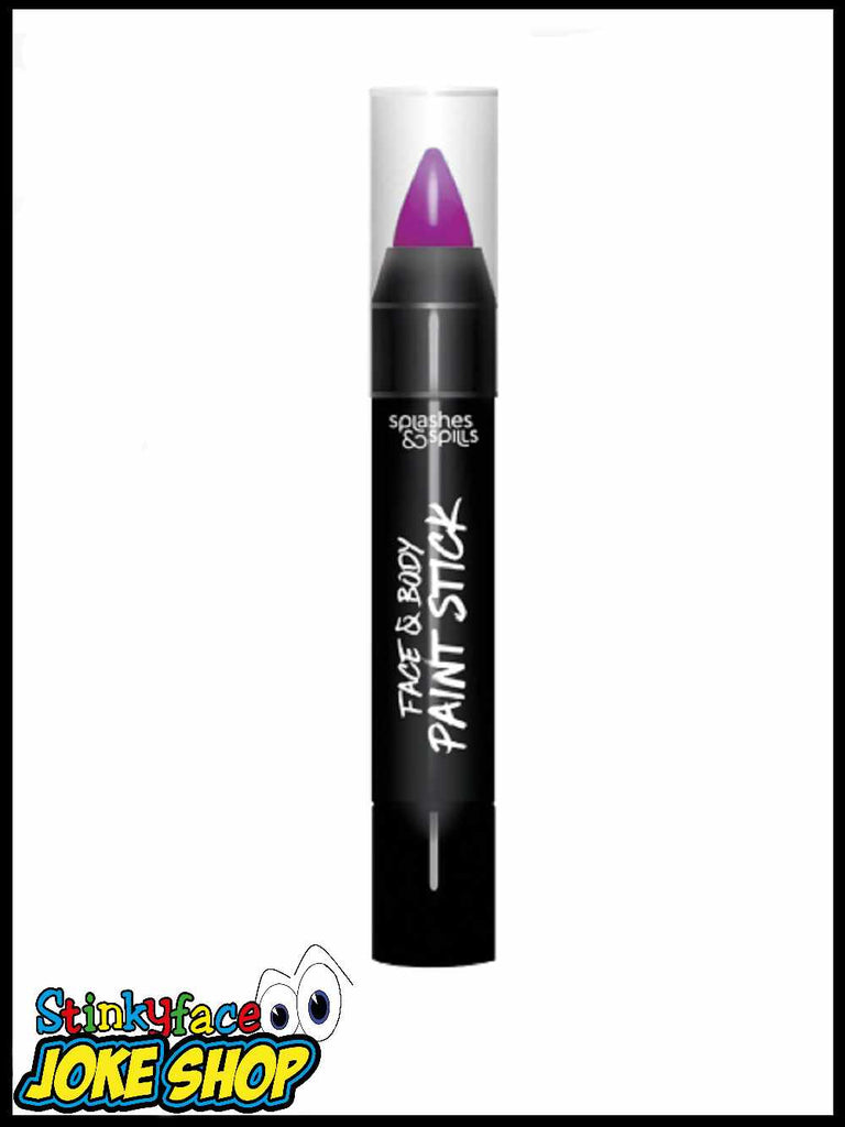Face & Body Paint Stick - Purple
