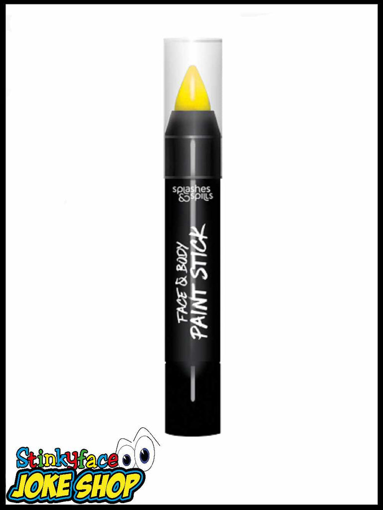 Face & Body Paint Stick - Yellow