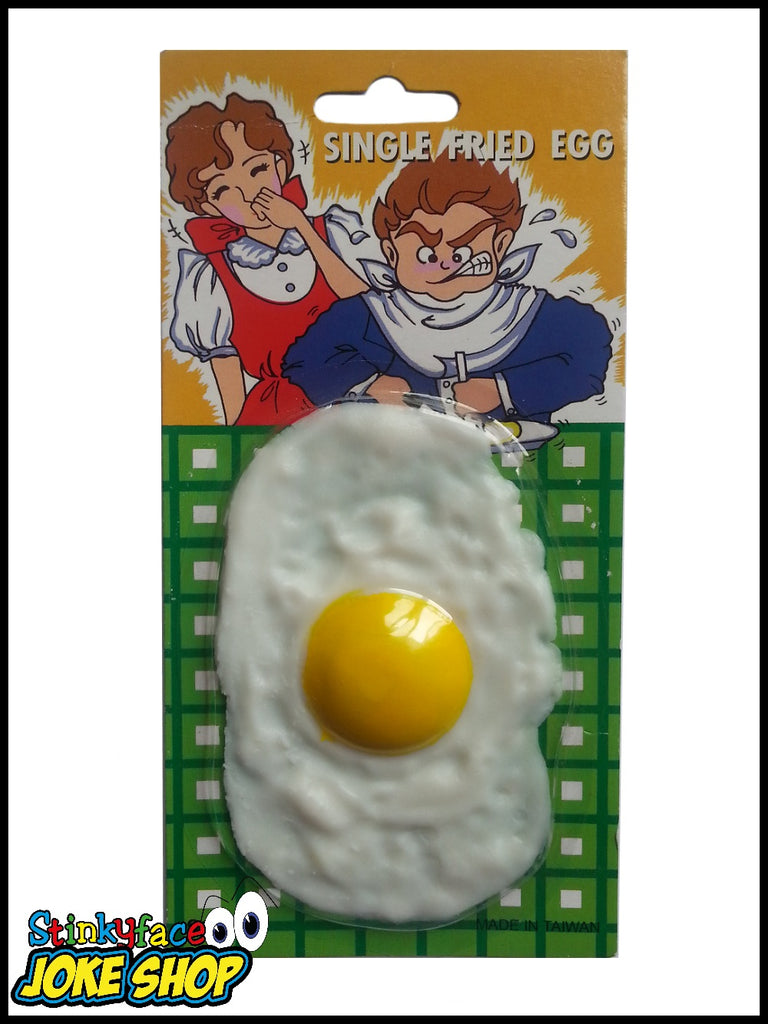 Fake Fried Egg