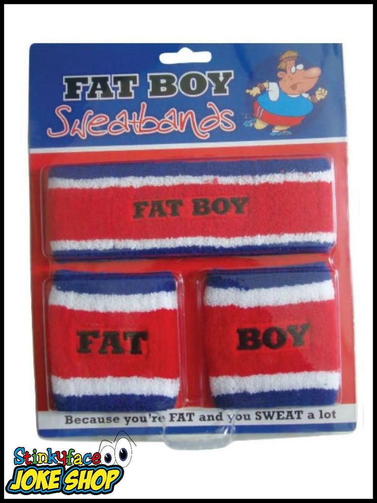 Fat Boy Sweatbands