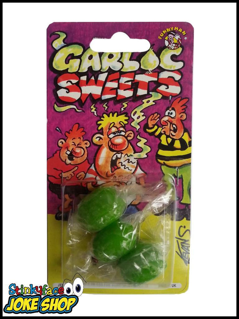 Garlic Breath Sweets