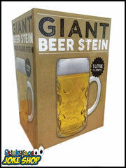 1 Litre Giant Beer Stein