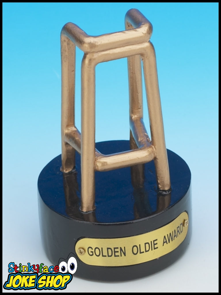 Old Age Accessories - Golden Oldie Award