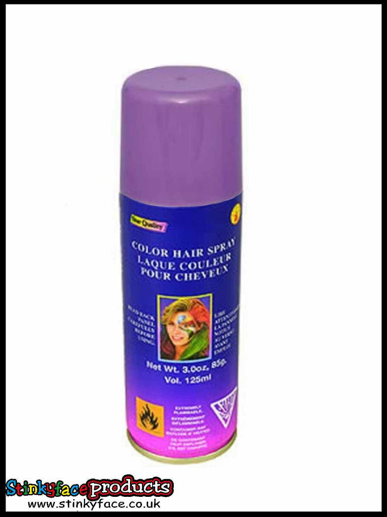 Purple Hairspray 125ml