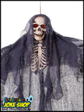 6ft Light up Skeleton Shroud