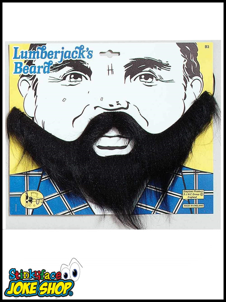Lumberjack Black Beard