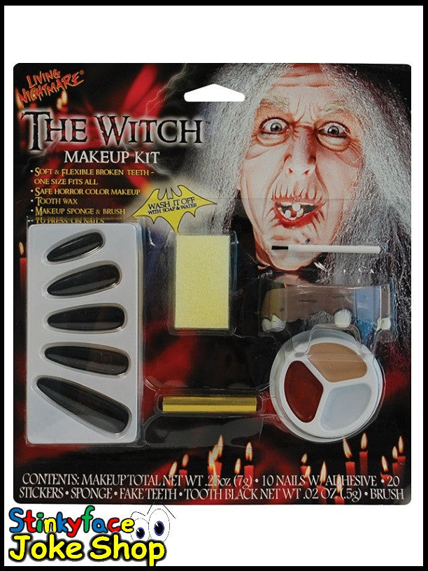 Make up Kit - Witch