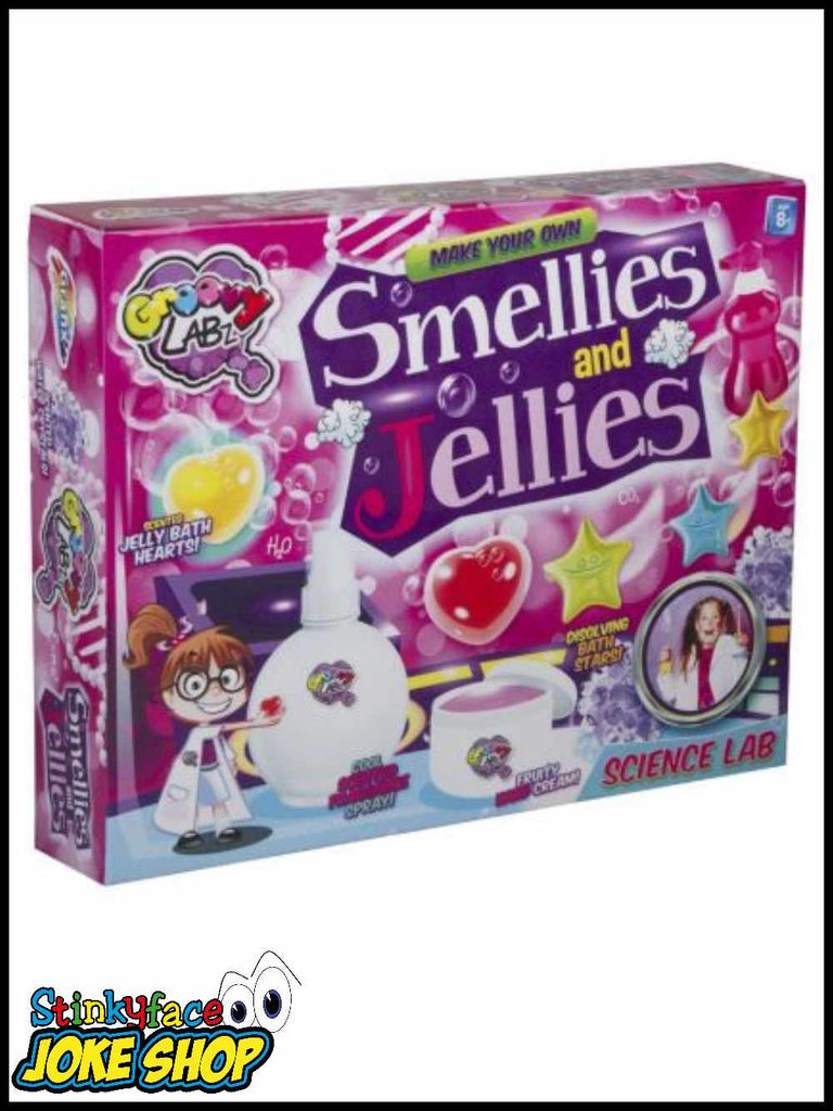 Make your Own Smellies & Jellies