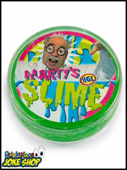 Marty's Gooey Slime