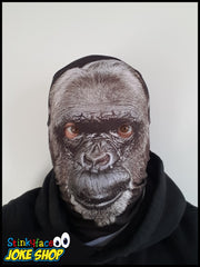 Old Man Monkey Face Mask