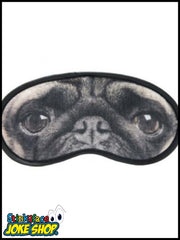 Animal Eye Mask - Pug