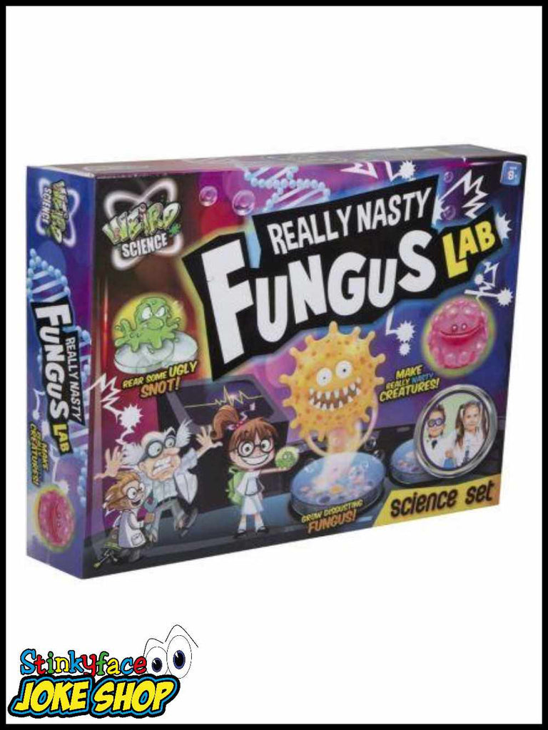 Really Nasty Fungus Lab